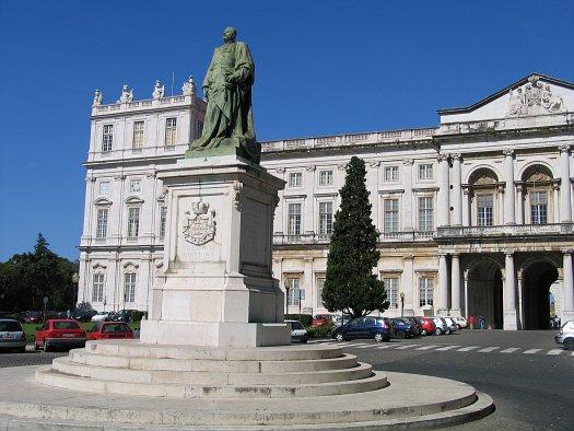 Palácion Nacional da Ajuda