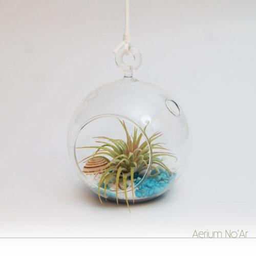 Aerium Redondo No'Ar - Azul Pequeno