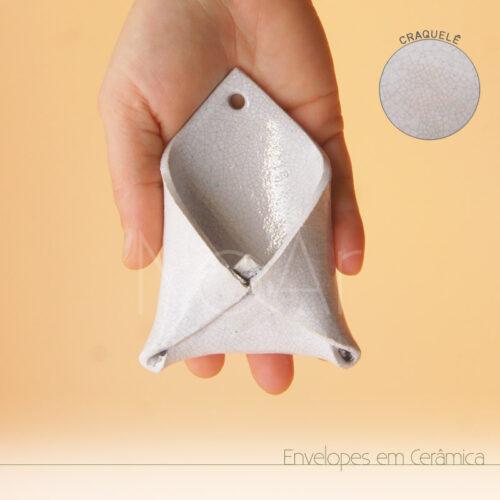 Envelope em Cerâmica - Plantas NoAr