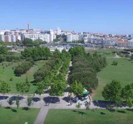 Parque da Paz - Mercado da Horta - Almada