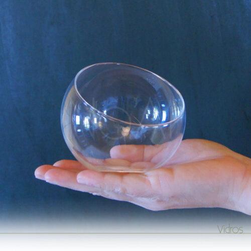 Suporte de Mesa em vidro